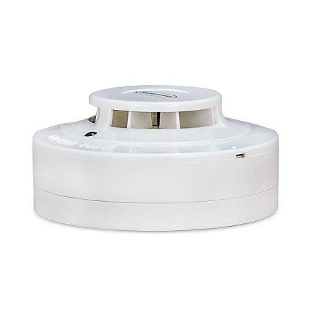 Detector De Temperatura e Termovelocimétrico Endereçável Segurimax