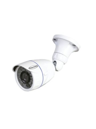 Camera Bullet Multifunção 4 EM 1 HD/24 LEDs 1.0MP 3.6mm Segurimax