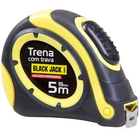 Trena Profissional 5m x 19mm - BLACK JACK