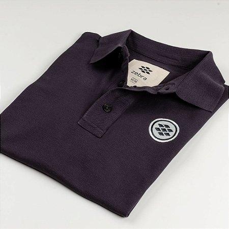 Camisa Polo Zebra Masculina Marinho Serie RC00102-0005-012-40