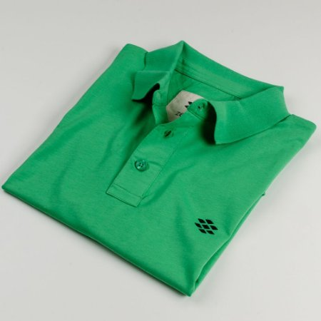 Camisa Polo Zebra Masculina Verde Serie RC00102-0005-001-91