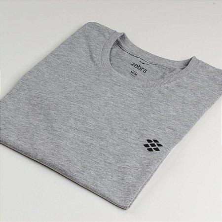 Camiseta Zebra Masculina Mescla Serie RC00101-0005-001-20