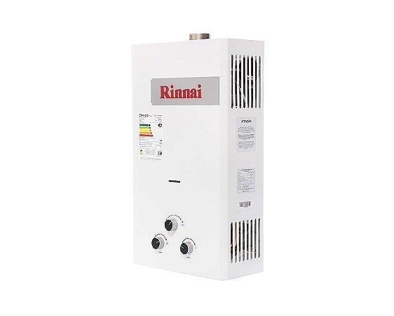 Aquecedor a gás REU M15 CFH - Gás Natural