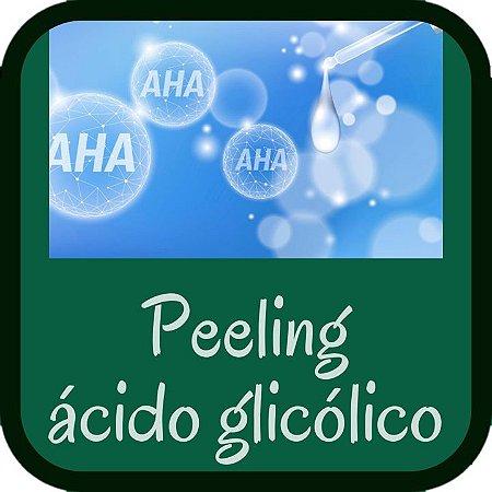 Ácido Glicólico 30% em Gel para Peeling (50g)