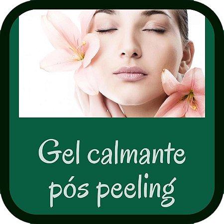 Calmante e Antiinflamatório em Gel Pós Peeling (30g)