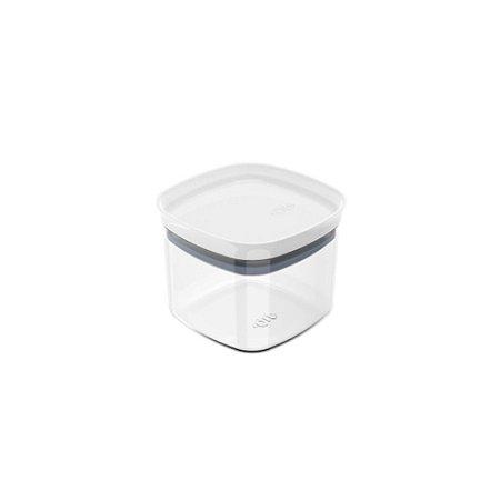 Pote Hermético Block Branco 450ml - Ou