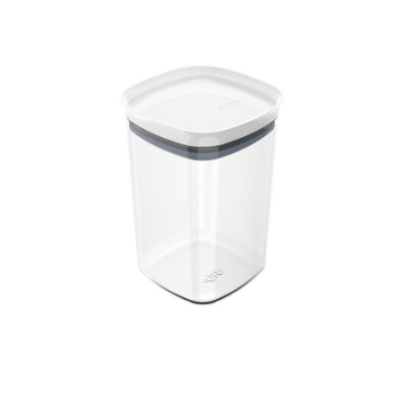 Pote Hermético Block Branco 1 Litro - Ou