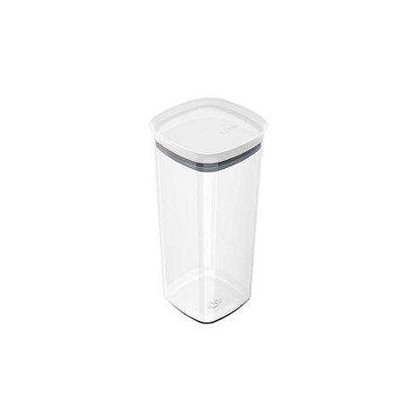 Pote Hermético Block Branco 1,5 Litros - Ou