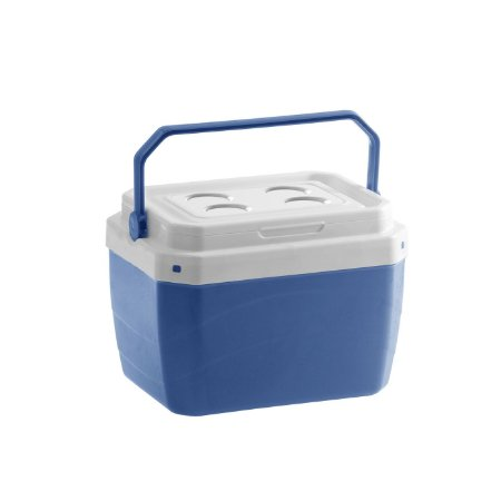 Caixa Térmica 17 Litros Azul