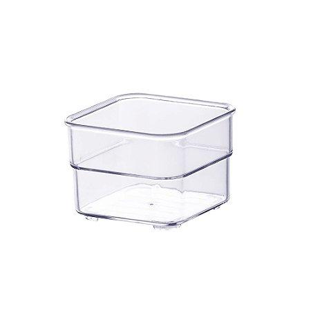 Organizador Diamond Modular Cristal - Tam 1