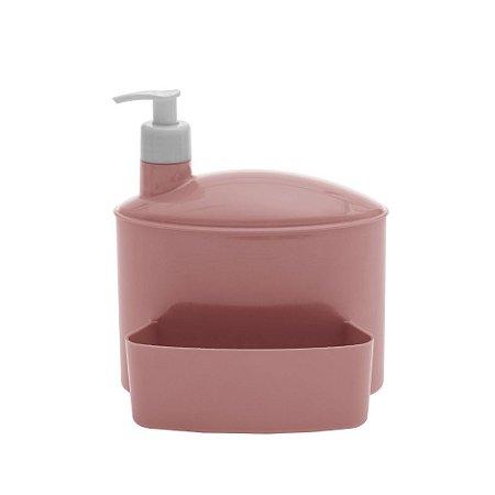 Dispenser Color 1 Litro Rosa
