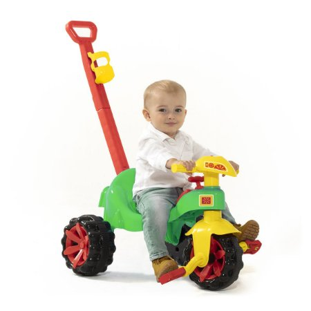 TRICICLO TOY KIDS VERDE