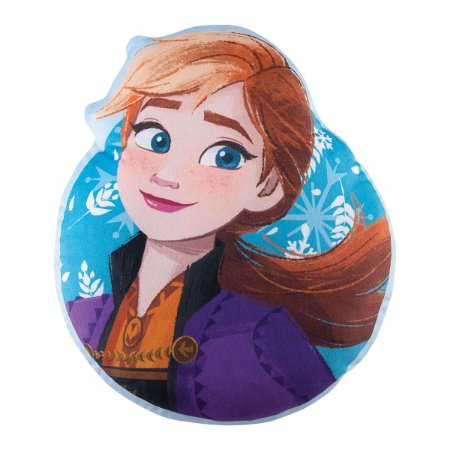 Almofada Infantil Frozen Anna – 30cm x 40cm