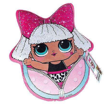 Almofada Infantil LOL Diva – 34cm x 40cm