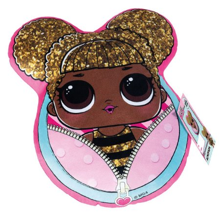 Almofada Infantil Lol Queen Bee