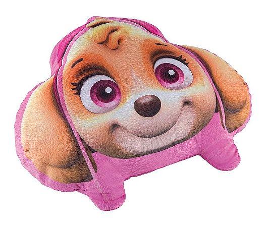 Almofada Infantil Patrulha Canina Sky – 30cm x 35cm