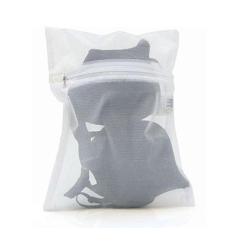 Protetor Para Lavar Roupas Bag Limp Pequeno
