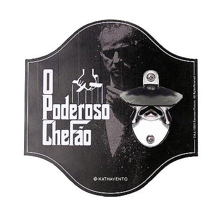 QUADRO ABRIDOR DE GARRAFA PODEROSO CHEFAO