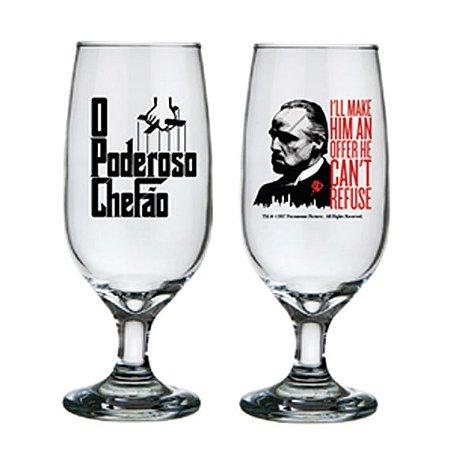 Taca Cerveja 300Ml Poderoso Chefao