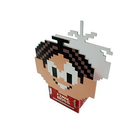 Organizador Formato Turma Da Monica Pixel - T. Monica