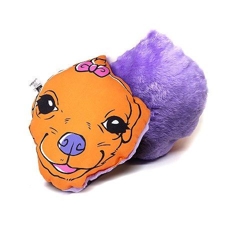 Almofada Formato Cachorro - Miga Sua Loca