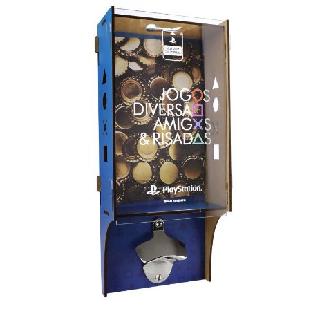 Porta Tampinha Playstation