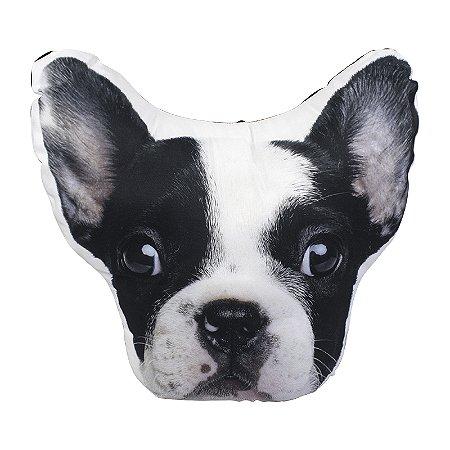 Almofada Formato Cachorro Bulldog