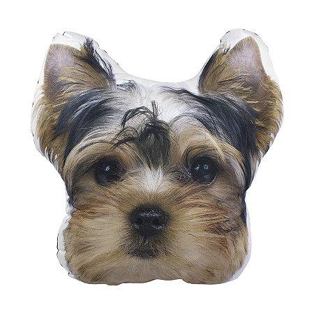 Almofada Formato Cachorro York