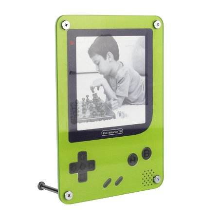 Porta Retrato Gameboy Pixel