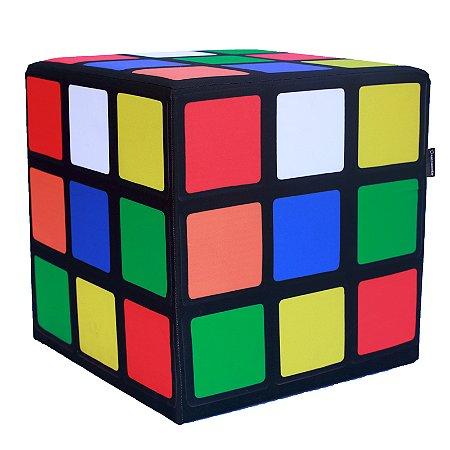 Pufe Cubo Magico