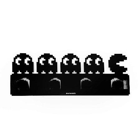 Cabide De Parede Pac-Man