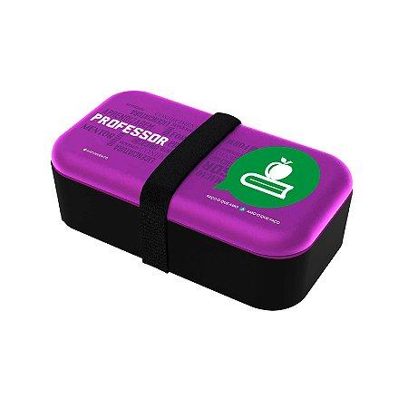 Lunchbox 1 Andar Profissões Professor