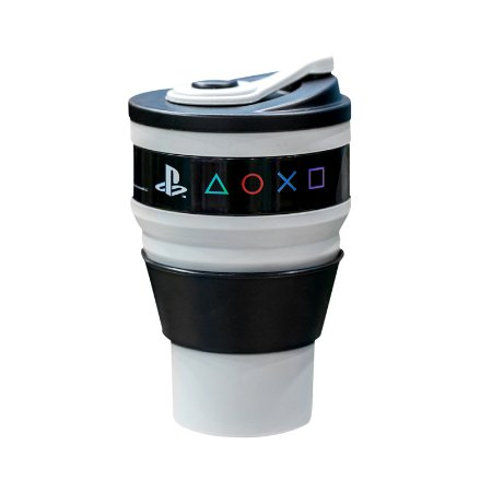 COPO RETRÁTIL PLAYSTATION - modelo 1