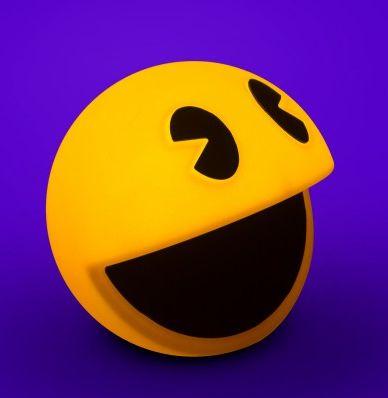 Luminaria Pac Man