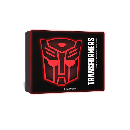 Luminaria Transformers Autobots