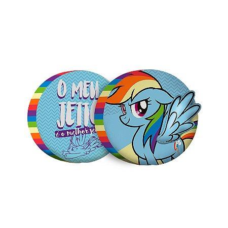 Almofada Redonda My Little Pony