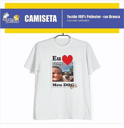 Camiseta com a sua foto!!!