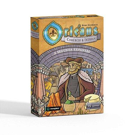 Orléans - Comércio e Intriga (Expansão)
