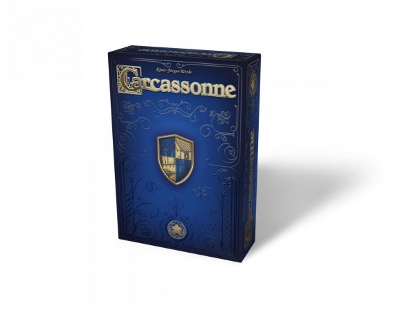 Carcassonne Edição 20° Aniversário