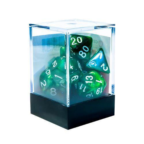 Central Dados para RPG - Verde