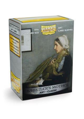 Dragon Shield - Whistler's Mother