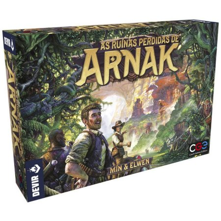 Ruínas Perdidas de Arnak