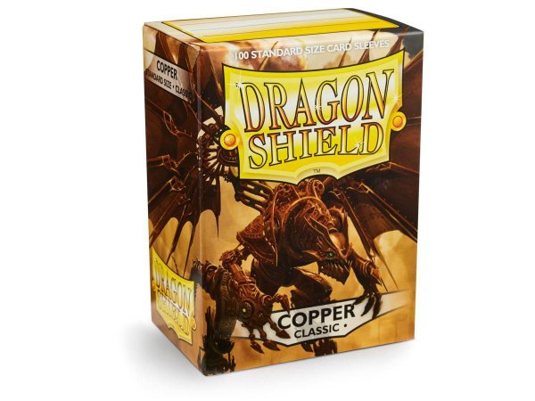Dragon Shield Copper Classic
