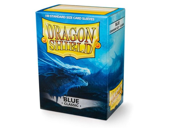 Dragon Shield Blue Classic