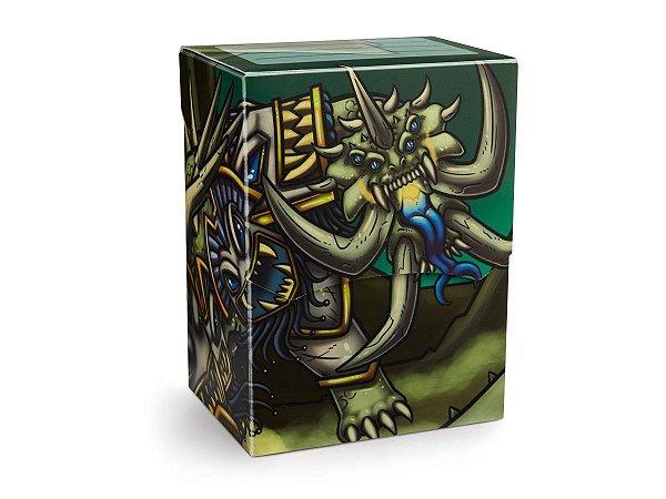 Dragon Shield Deck Shell Ivory