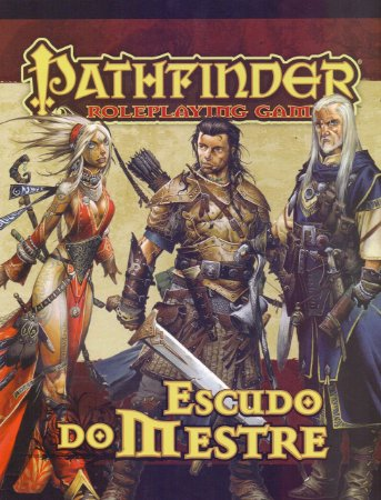 Pathfinder Escudo Do Mestre