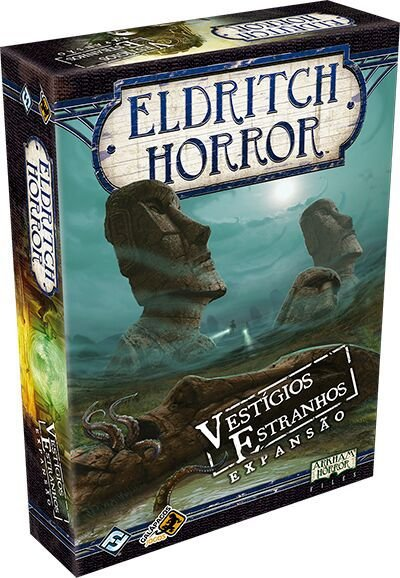 Eldritch Horror Vestígios Estranhos