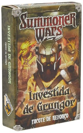 Summoner Wars: Investida de Grungor Pacote de Reforços