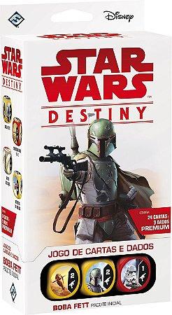 Star Wars Destiny Boba Fett