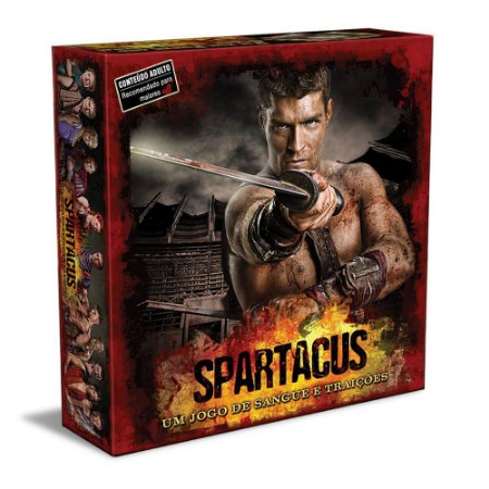 Spartacus. Um Jogo de Sangue e Traições